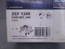 BERU zef1245 Conjunto Cable de encendido SUBARU LEGACY II BD BG 2.5i 4wd