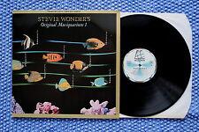 STEVIE WONDER / LP  Double  MOTOWN 428 009 / 1982 Réédition 19..? ( F )
