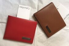 CALVIN KLEIN Soho Slimfold Men's Leather wallet