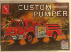 AMT CUSTOM PUMPER FIRE TRUCK 1:25 Model Kit # 1053/06 ~ American LaFrance ~ NEW