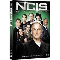 NCIS (Navy CIS) - Saison / Relais 8 Complet (Allemand) DVD NOUVEAU OVP