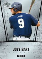 """2018 JOEY BART DRAFT """"SILVER"""" ROOKIE CARD! W/H TOP LOADER!"""