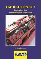 FLATHEAD FEVER 2~How to Hot Rod the Famous Ford Flathead V8 Engine Book~SCTA