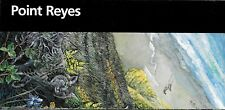 Map & Guide to Point Reyes National Seashore, California, by National Park Servi