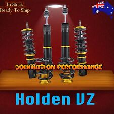 Holden Commodore VZ Sedan Coilover Kit - SYC Fully Adjustable F+R Suspensions