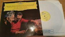 BRAHMS PIANO CONCERTO No 2 GEZA ANDA HERBERT KARAJAN - DG 139034 - LP