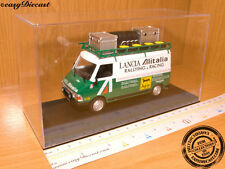 FIAT IVECO 242 LANCIA TEAM RALLYING & RACING ALITALIA 1:43 RALLY ASSISTANCE