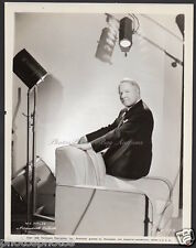 W. C. FIELDS 1938 VINTAGE ORIG PHOTO superb portrait comic actor
