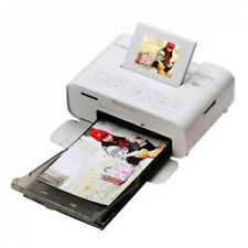 Canon Selphy Cp1200 Mobile Photo Printer Used Little White WiFi 40 PHOTO 4 FREE