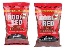 Dynamite Baits Robin Red Carp Pellets 4mm 900g