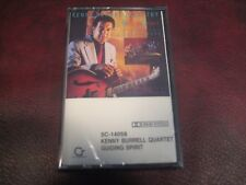 KENNY BURRELL GUIDING SPIRIT CASSETTE ANALOG DOLBY B MASTERED CONTEMPORARY 92