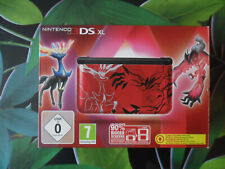 Console Nintendo 3DS XL édition Pokémon Y