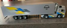 Conrad MAN F90 Tractor & Trailer - Silver 1:50