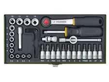 """PROXXON Steckschlüsselsatz 1/4"""" 36-tlg. (4-13mm) Nr. 23080"""