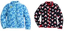 Disney Store Minnie Mouse Stitch Fleece Jacket for Girls