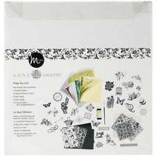 Anna Griffin Minc Floral Kit 633356628309
