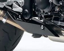Unterverkleidung Bugspoiler Mattschwarz Under Cowling Original Suzuki GSR750