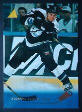 NHL 33 Chris Gratton Tampa Bay Lightning Pinnacle 1995/96 (6,4 x 8,9)