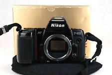 Nikon F801 sehr guter Zustand ein unterschätzter Klassiker anschauen lohnt.