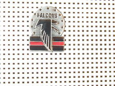 NFL LICENSED LAPEL  PIN TEAM LOGO ATLANTA FALCONS   GO FALCONS