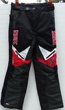 SKI-DOO NSK X-TEAM WINTER SNOW PANTS BIBS PANTS MENS MEDIUM NEW NO/TAGS