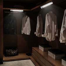 Led luce con led sensore di movimento per armadio cantina casa cassetto