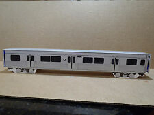 Paper Baltimore Maryland MTA Light Rail Car (To be assembled)