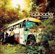 TOPLOADER Magic Hotel CD Album Sony 508471 2 2002