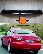 Mazda 6 Roof Spoiler Rear Window Wing Deflector Visor 2002-2007 Sedan Mazdaspeed