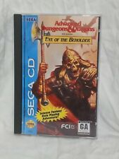 Advanced Dungeons & Dragons Eye of the Beholder CD Game