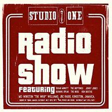 STUDIO ONE RADIO SHOW / VAR...-STUDIO ONE RADIO SHOW / VARIOUS (DIG) CD NEW