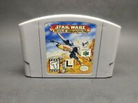 Star Wars Rogue Squadron - Game Only - NINTENDO 64 AE