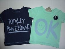 NEXT 2 Cute Little T-Shirts NWT