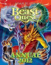 Beast Quest Annual 2012 By Adam Blade