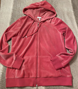 BNWT AUTHENTIC ESCADA WOMENS VELOUR TRACK SUIT, SIZE L