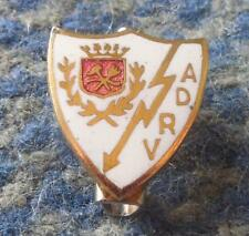 RAYO VALLECANO SPAIN FOOTBALL FUSSBALL SOCCER 1990's SMALLER ENAMEL PIN BADGE
