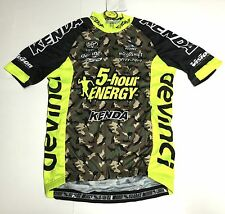 Suarez Jersey Full Zip Performance Line / 5-hour ENERGY Camo - New - Size Small