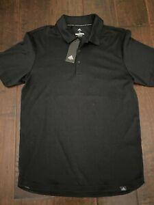 Adidas Adicross Golf Shirt (Black, Size Small, NWT)