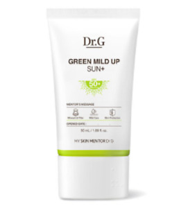 [Dr.G]  Green Mild Up Sun (50ml)
