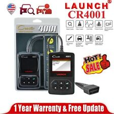 Launch X431 CR4001 OBD2 Diagnostic Scanner Tool Code Reader as Creader V+ AD410