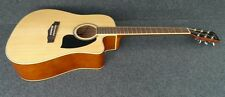 Ibanez PF15ECE-NT ACOUSTIC ELECTRIC GUITAR SPRUCE TOP Dreadnought Size Guitar