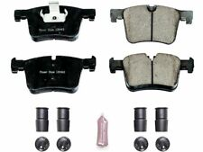 For BMW 328i GT xDrive Disc Brake Pad and Hardware Kit Power Stop 85187SB