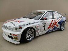 BMW 320i WTCC 2005  #1  A.Priaulx  AUTOart  Maßstab 1:18  OVP  NEU