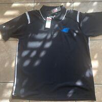 NWT Antigua Golf L Carolina Panthers NFL Golf Shirt
