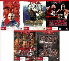 TNA Wrestling - Ultimate Collection 2 (5 Volumes - 7 discset) ALL NEW & SEALED