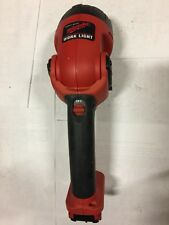 Milwaukee 49-24-0165 18 Volt Cordless Flashlight, uses 18V Nicad Battery .