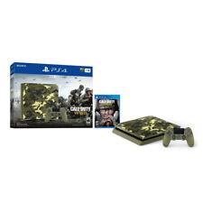 Call of Duty WW2 PlayStation 4 Slim 1TB Green Camouflage Limited Edition Bundle