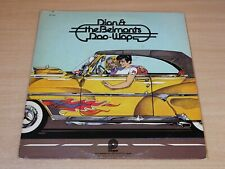 EX- !! Dion & The Belmonts/Doo - Wop/Pickwick LP