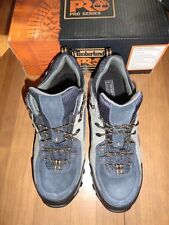 Timberland Mudsill Low Mens 12 Steel Toe Work Shoes NEW