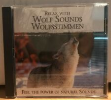 Relax with Wolf Sounds - Wolfsstimmen by Various Artists